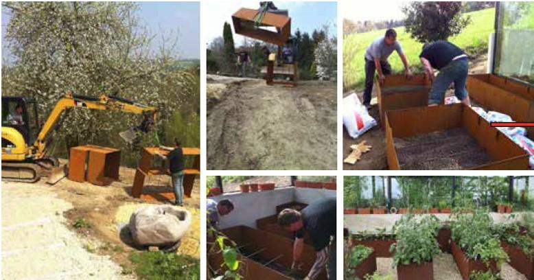 Lebensdauer von Rostiger Gartendeko! Wie haltbar ist Gartendeko aus Edelrost? Teil 1…