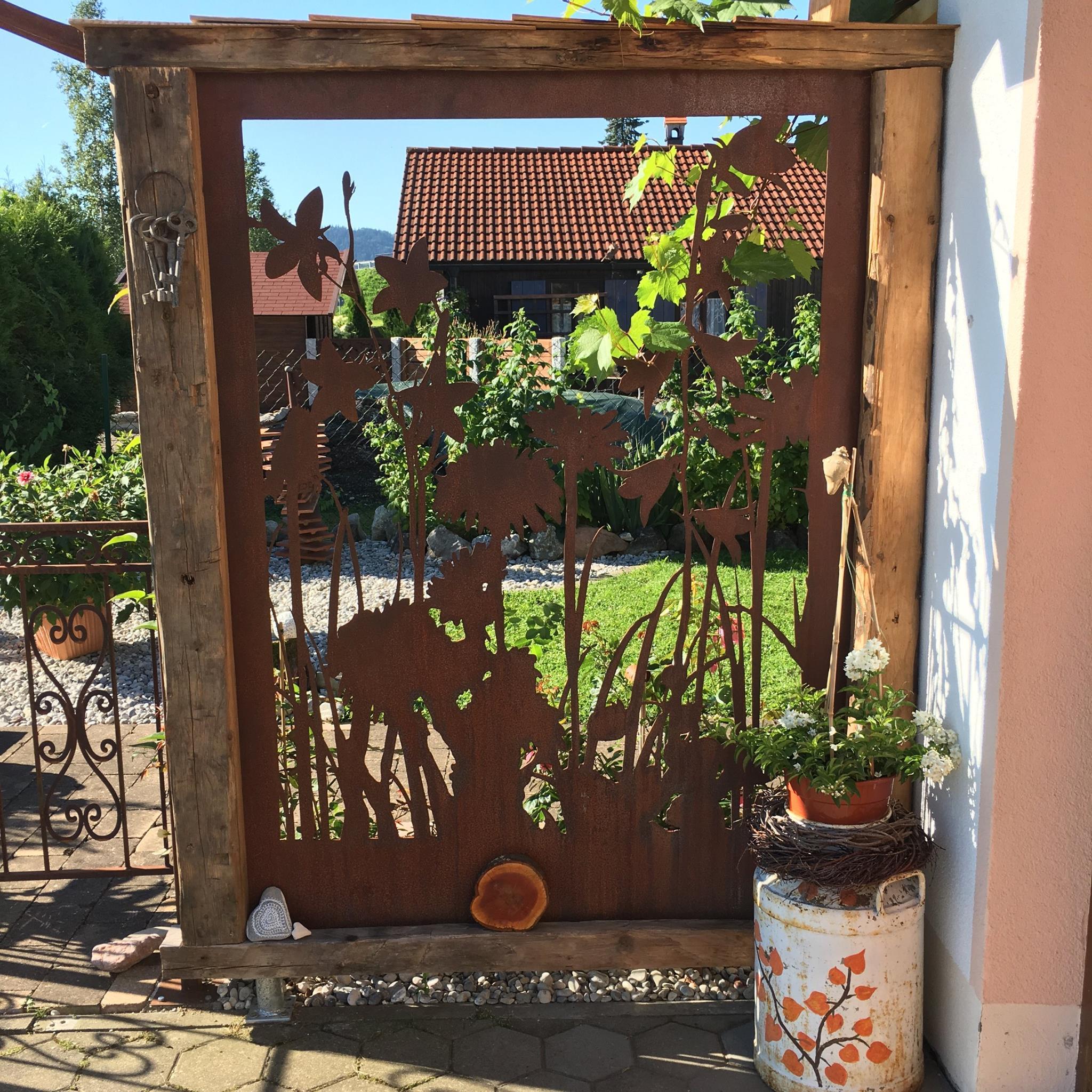 Der Rostige Garten Betzigau