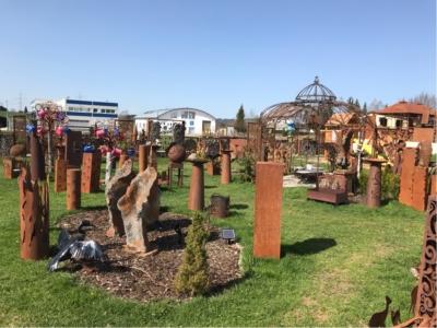 Der Rostige Garten im April