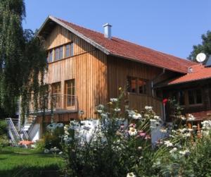 Beim Waldaufseher-Ferienwohnung in Betzigau