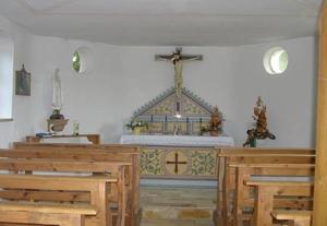 Völk- und Waldkapelle in Heinzelberg - Betzigau Kulturprogramm