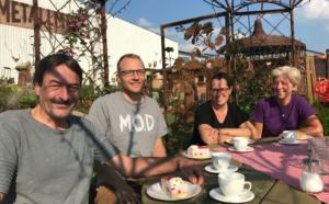 Gartenlounge - Betzigau Busreisen Gruppenreisen - Allgäu