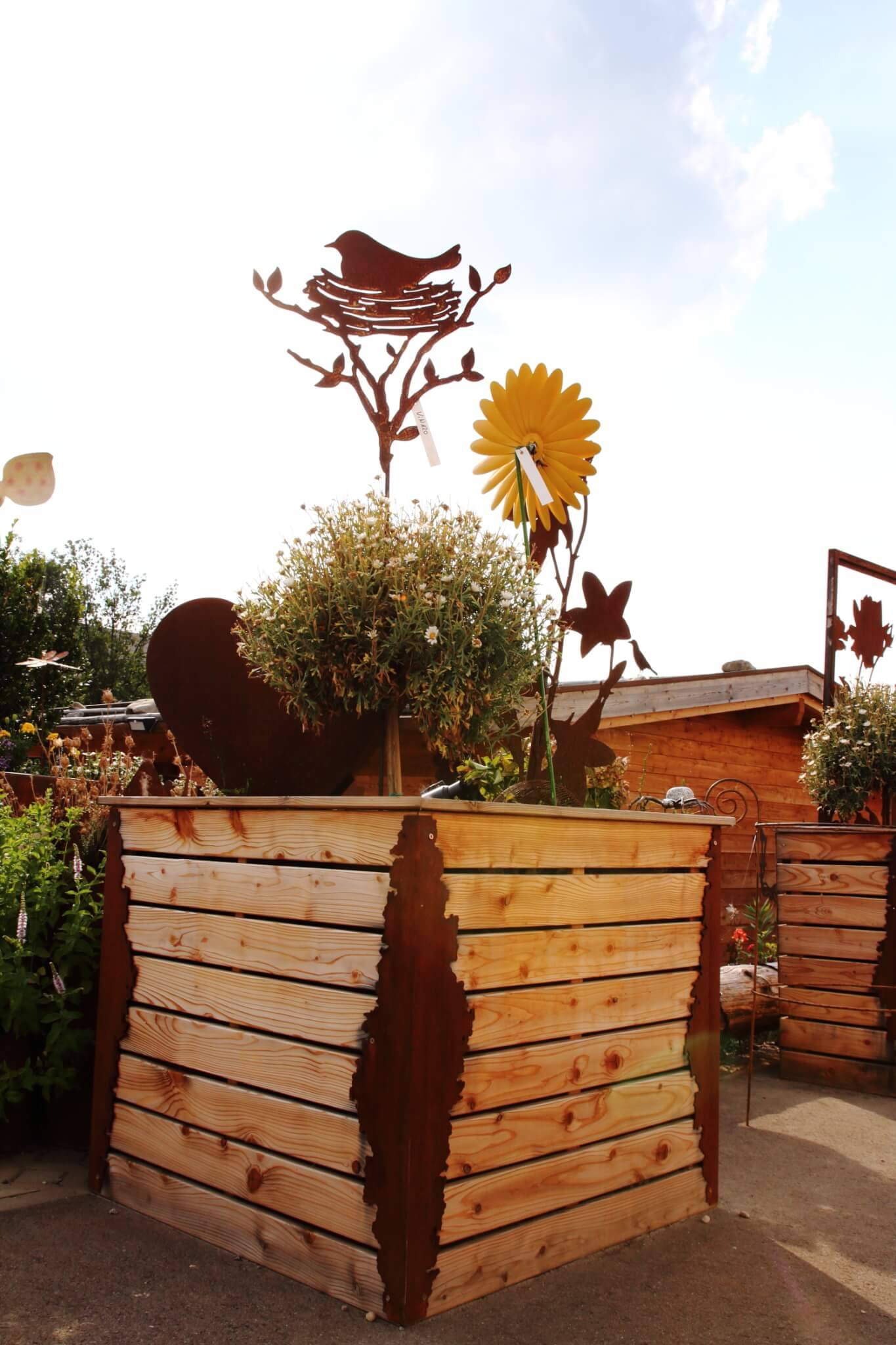 Hochbeet _ Garten