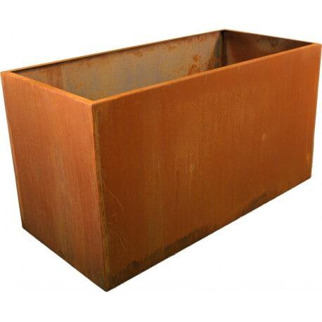 Hochbeete Metall Rost - Gartendeko - Metallmichl