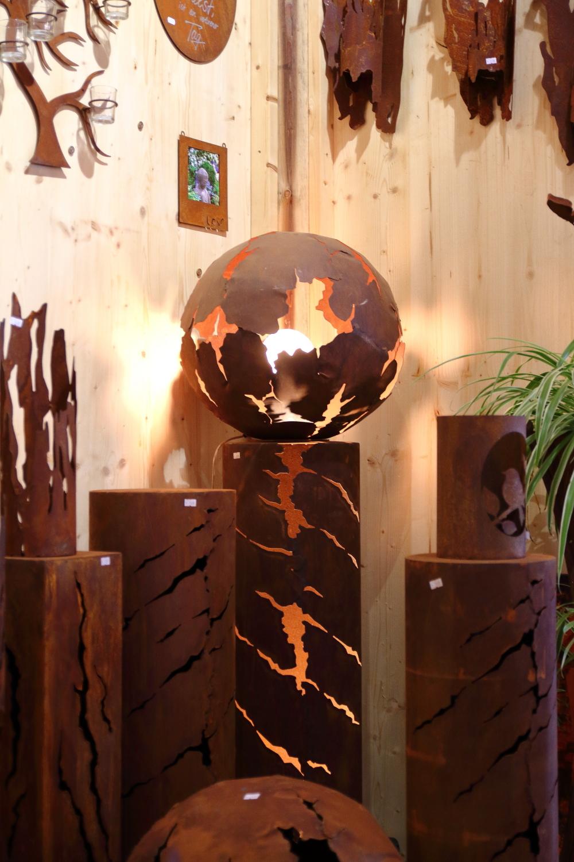 Metallkunst XXL _ Edelrostshop - Metallmichl