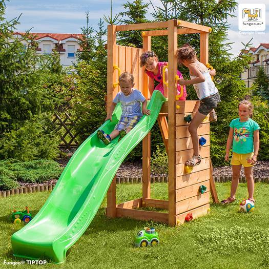 Spielplatz Kempten - Spielplatz fuer Garten - Rutsche