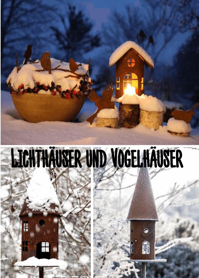 Katalog Lichthaus und Windlicht Haus Übersicht