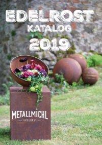Edelrost Katalog Metallmichl 2019
